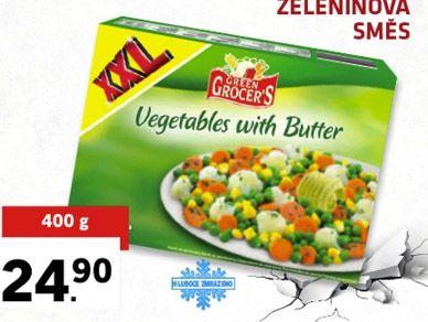 Zeleninová směs