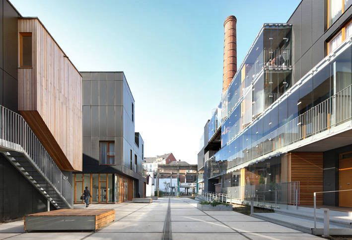 Galeria de Arquitetura de Savonnerie Heymans / MDW - 7