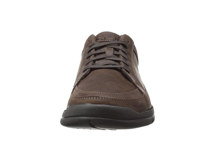 Rockport CityPlay Two Lace to Toe Men's Shoes Dark Brown
