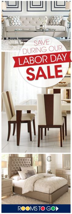 Visit Rooms To Go Now During Our Labor Day Sale And Save On Amazing Dinette SetsCountry