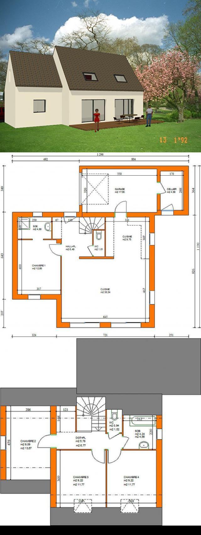 Maison neuve prix le prix du m du0027une maison neuve for Prix du m2 maison neuve