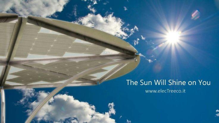 Ombreggiante fotovoltaico