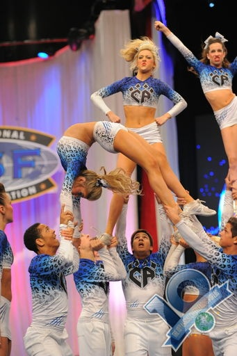 The Cheerleading Worlds Cheer Athletics