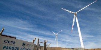 Corani: parque eólico de Qollpana comenzó a entregar energía al SIN