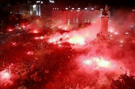 BENFICA SUPPORTERS