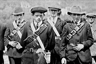 Joe Healy Pictured in 1921 are members of the 1st. Battalion, 1st. Cork Brigade - The Crossbarry Ambush, the Irish War of Independence