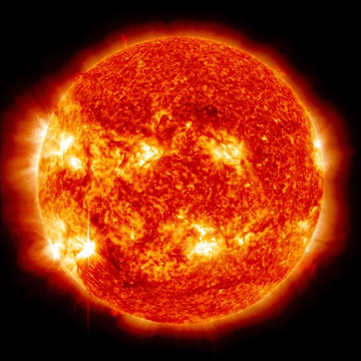 Video of the Sun. NASA's Solar Dynamics Observatory has compiled 3 years of images of the sun into one 3-minute-long video. During this chronicle, you will be able to see the rise of the solar maximum. During an 11 year cycle, this is when the sun is most active.