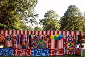 homemade carnival games - Google Search