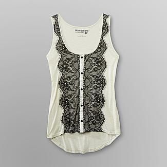 e41962f3beb7d2 Dream Out Loud by Selena Gomez Junior s Lace Tank Top - Clothing - Juniors  - Tops