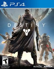 Destiny PS4 by Activision Blizzard Inc In Destiny you are a Guardian of the last city on Earth, able to wield incredible power. Explore the ancient ruins of our solar system, from the red dunes of Mars to the lush jungles of Venus. Defeat Earth's enemies. Discover all that we have lost. Become legend. Destiny delivers a new way to experience first-person action games. A sweeping adventure set within a bold, new universe, BUY IT NOW--BEST PRICE ONLINE!!