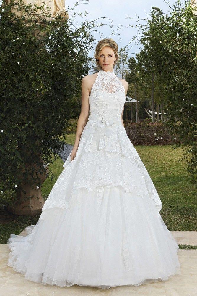 Angelique - Hervé Mariage - Esküvői ruhák - Ananász Szalon - esküvői, menyasszonyi és alkalmi ruhaszalon Budapesten