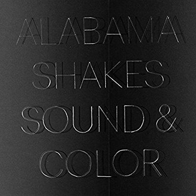 Alabama Shakes Sound Color Clear Vinyl 2 X Lp Standard
