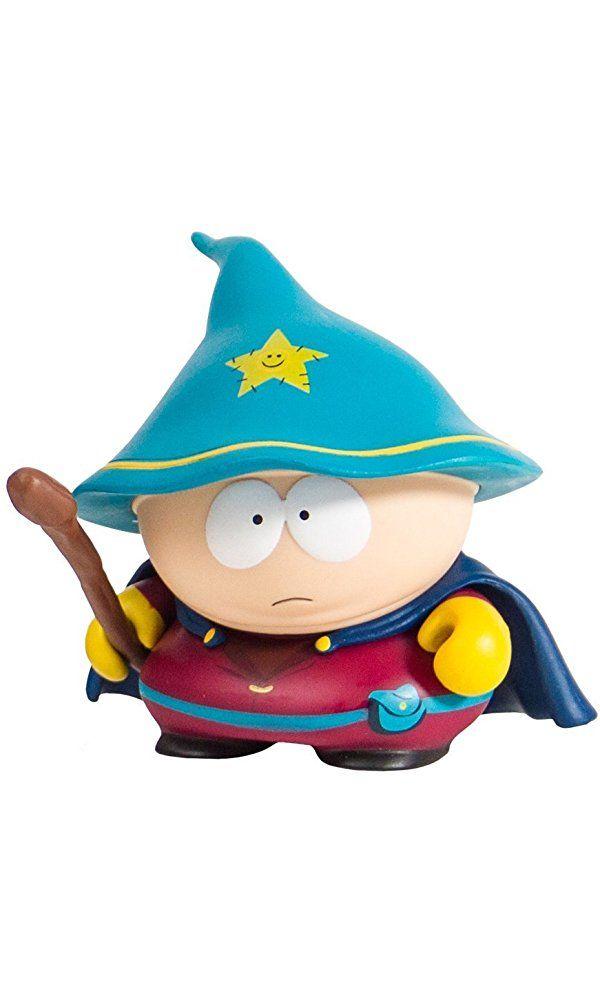 Kidrobot South Park Stick of Truth: Grand Wizard Cartman Action Figure Best Price