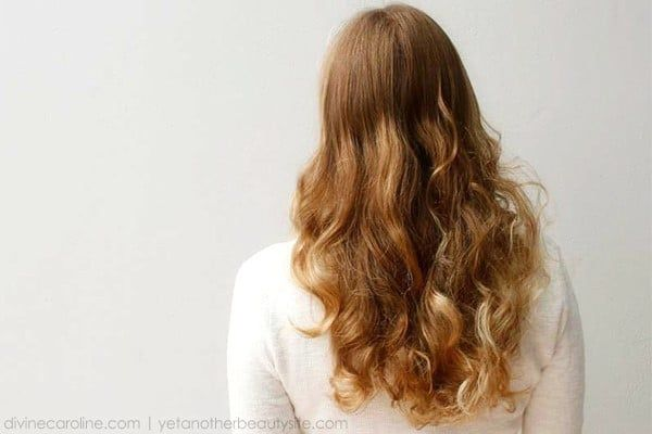 nice 10 No Heat Curly and Wavy Hair techniques