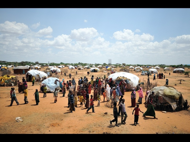 Dadaab Refugee Camp Still in Crisis