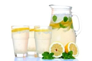 Miracle Energy Drinks via Dr. Oz:   Luscious Lemon and Lime Water  8 cups water, 2 lemons, 1 lime. Pour 8 cups water in pitcher, wash lemons and limes, cut into thin slices and add to water. Refrigerate for at least 3 hours before drinking.  Keep ingredients refrigerated up to 2 days.