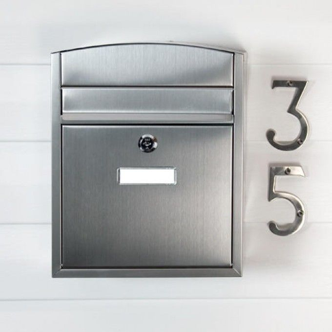 Wall Mount Mailboxes | Signature Hardware