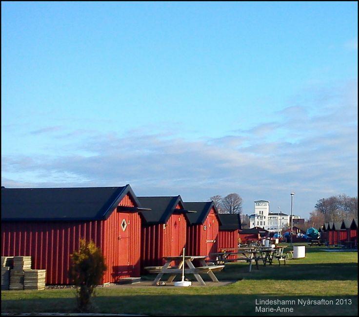 Lindeshamn, Landskrona Dec. 2013