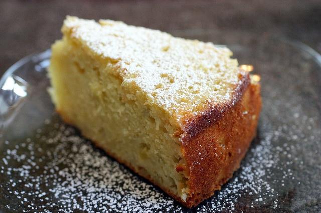 grandmothers of sils' apple-yogurt cake | Books Worth Reading ...
