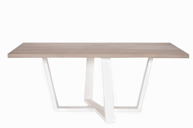 Diamond table #wood #woodentable #grey #white #dinningroom #table #dinningtable #designtable #oakwood #solidwood