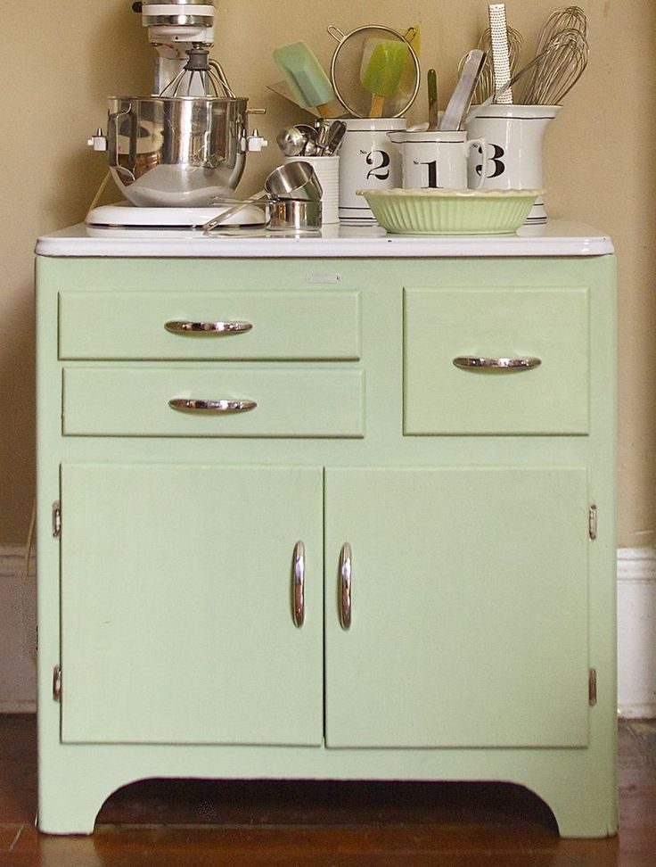 Kitchen Cabinets Vintage 60 best chalk paint® kitchen cabinets images on pinterest | chalk
