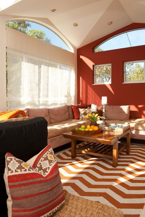 16 Best Images About Colored Walls On Pinterest Orange