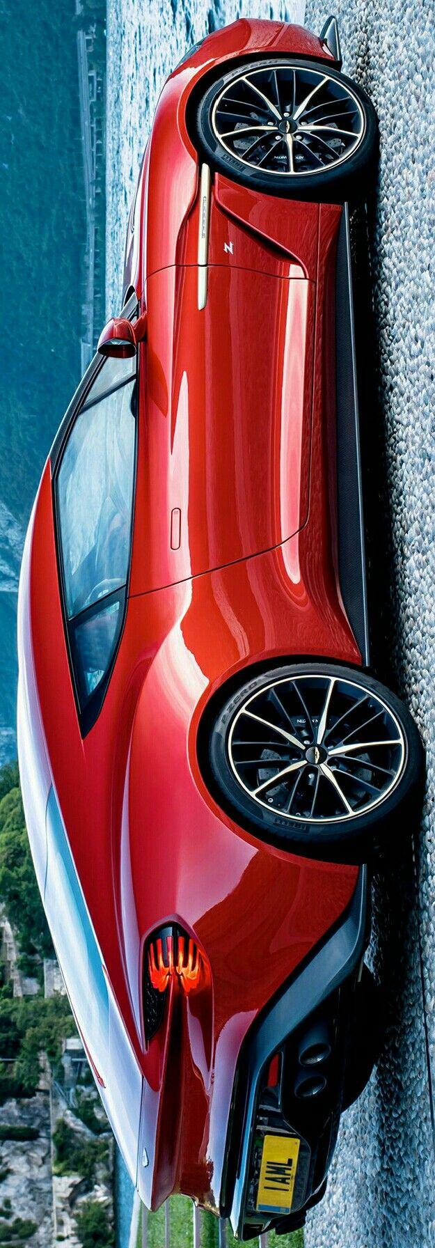 Aston Martin Vanquish Zagato by Levon