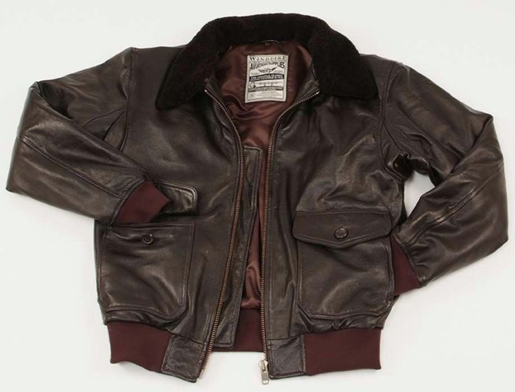 G1 TopGun Leather Flight Jacket - (E-shop) - PILOT-SHOP - užitečné pomůcky pro žáky i piloty