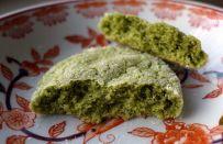Biscotti al tè verde Matcha