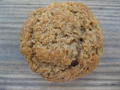 Banana Bran Muffins are whole grain and Oh so tasty! Be sure to freeze any leftovers! {Brittany's Pantry}