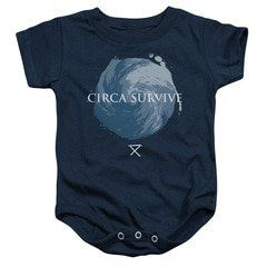 Circa Survive - Storm Baby bodysuit Shop Circa Survive - Storm Baby bodysuit Officially Licensed. Available on many styles, sizes, and colors.