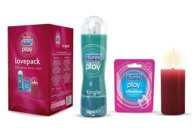 Durex Love Pack for Naughty Valentine Day Celebration