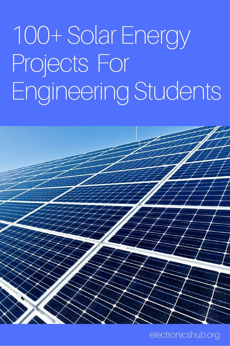 17 Best Images About Solar Energy Projects On Pinterest