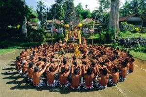 Tarian Tradisional Bali