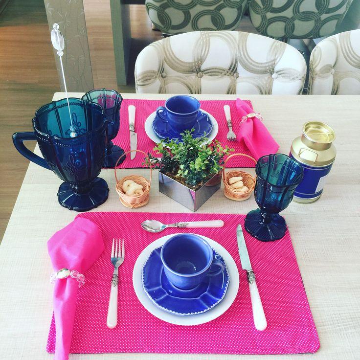 Mesa Posta café da manhã | Lição da Casa