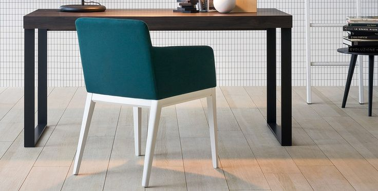 Candy, Tables and chairs, Products   Candy is a chair with either an ecowood or lacquered frame and a padded seat upholstered in fabric, felt or imitation leather.  Design by #Novamobili. #home #decor #italian #style #design #chair #interiors #architettura #interni #arredo #furniture