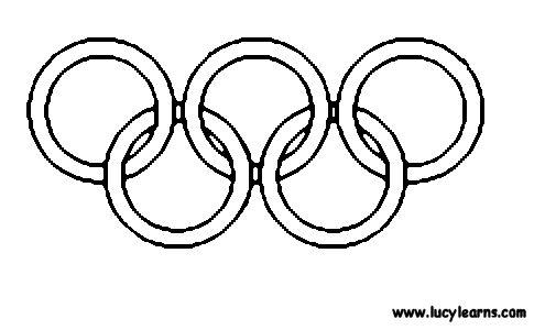 Ancient Greek Olympics Coloring