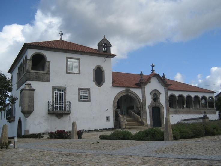 Estalagem da Boega, Palacete antigo em Vila Nova de Cerveira - Portugal.  Photo by NuCeu