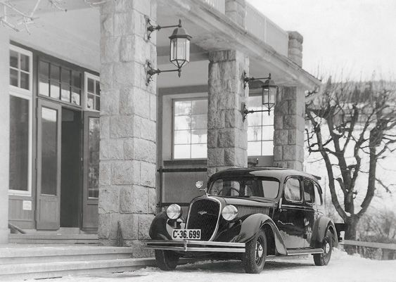 Škoda Tradition
