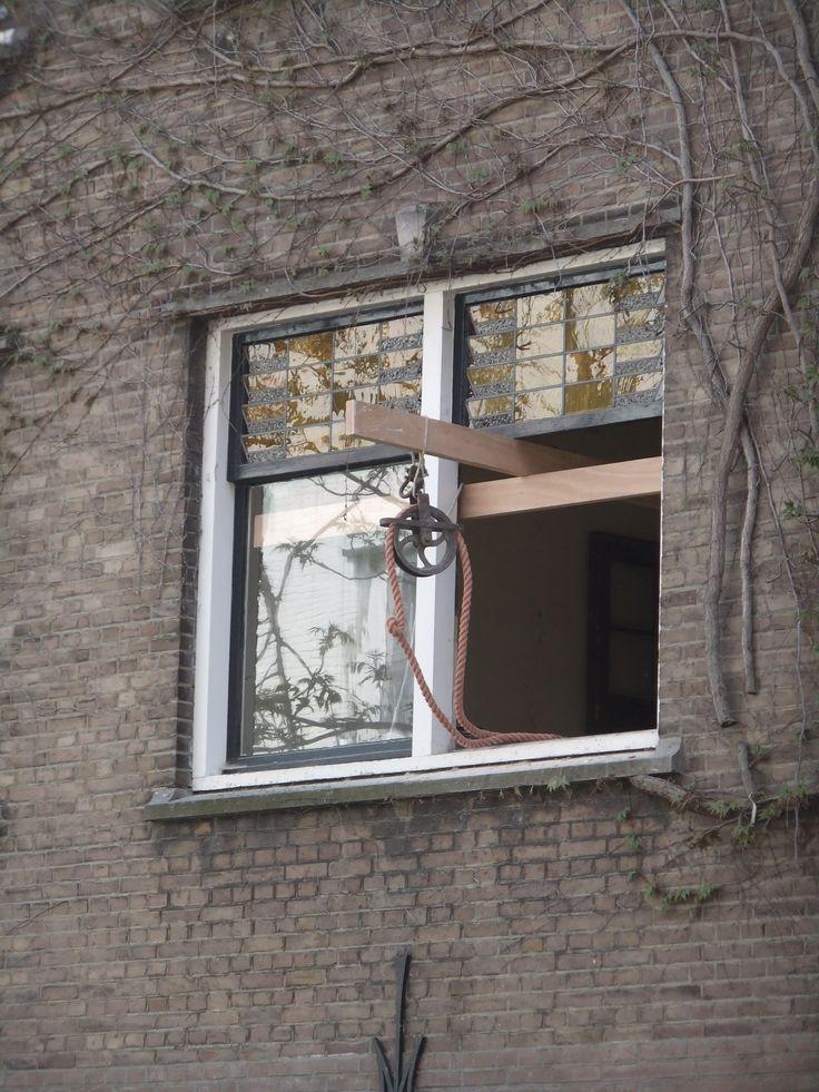 Verbouwing van een woning in de Breitnerstraat, Rotterdam