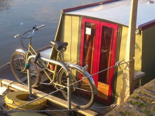 Barge bike Bristol MM