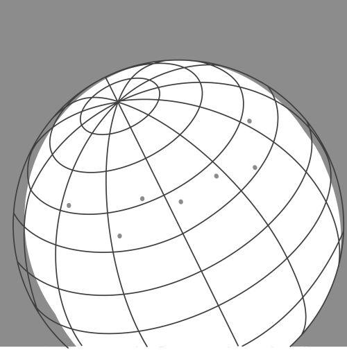 『東西に広いソ連は、七つの時間帯にまたがっている。』 新潮文庫「アシモフの雑学コレクション Ⅰ地球 」より