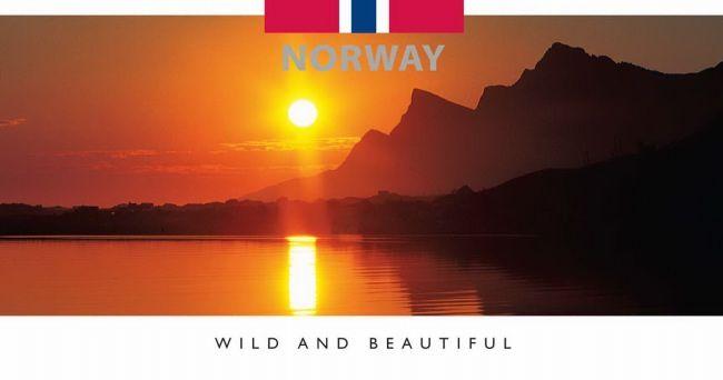 Norway - midnight sun