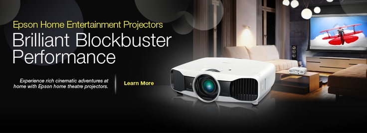 Home Theatre Projectors http://wiredbydesignwpg.com