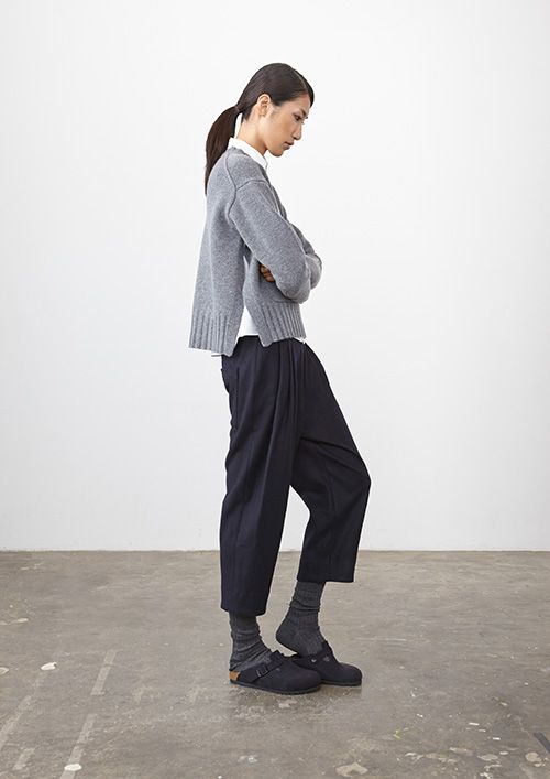Studio Nicholson - love these slouchy layers