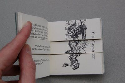 We made Exquisite Corpse books in 6th grade art class a couple of years ago. They were a riot!