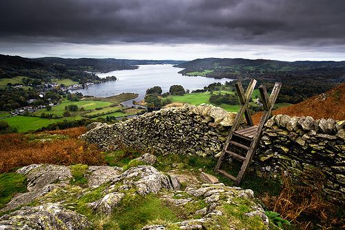 Lake Windermere, Cumbria