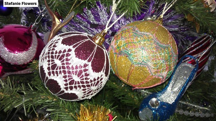 Christmas ornaments 2012