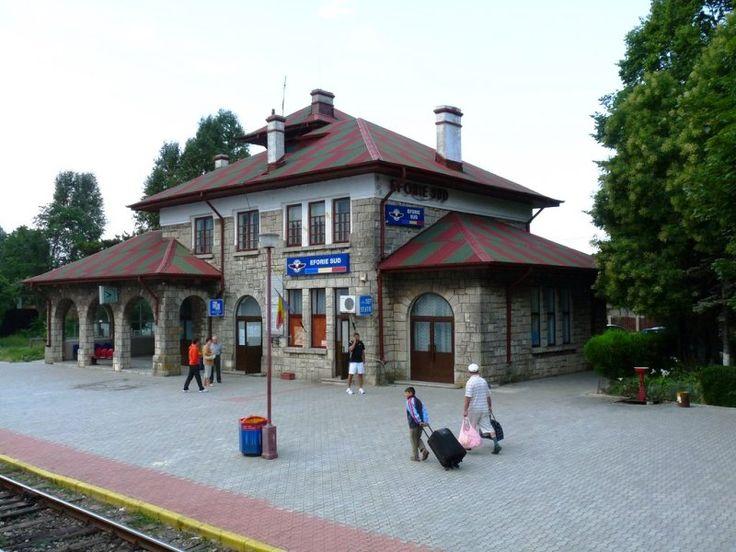 Statiunea Eforie Sud, Romania
