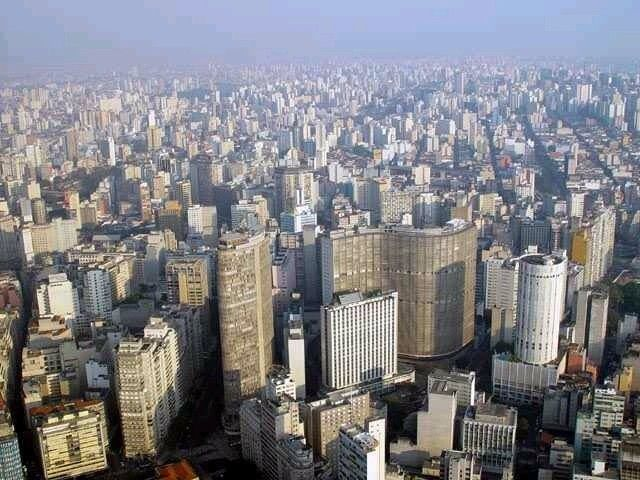 Sao, Paulo Brazil - i miss you and your crazy huge city